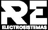 logo-oficial-blanco-reelectrosistemas - recortado
